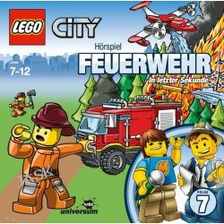 Hörbuch: LEGO City 07 Forest Fire