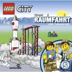 Hörbuch: LEGO City 05 Raumfahrt