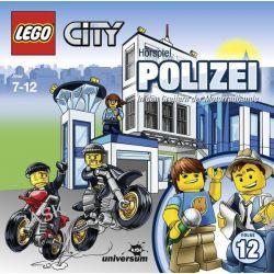 Hörbuch: LEGO City 12: Polizei