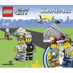 Hörbuch: LEGO City Hörspiel 1-3 Box (CD Box)