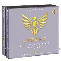 Hörbuch: Legend - Schwelender Sturm  von Marie Lu
