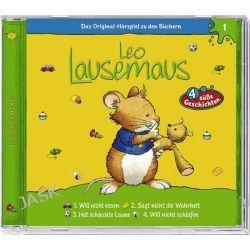 Hörbuch: Leo Lausemaus 1: ... will nicht essen