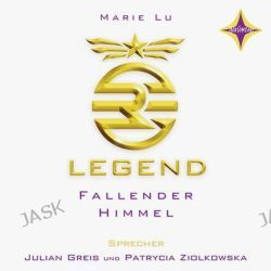 Hörbuch: Legend - Fallender Himmel  von Marie Lu