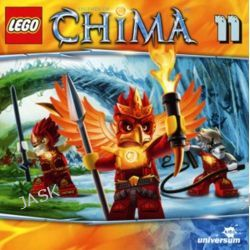 Hörbuch: LEGO Legends of Chima: LEGO Legends of Chima (CD 11)