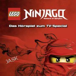 Hörbuch: LEGO Ninjago - Das Hörspiel zum TV-Special