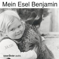 Hörbuch: Mein Esel Benjamin  von Wilhelm Busch,Janosch,Hans Limmer