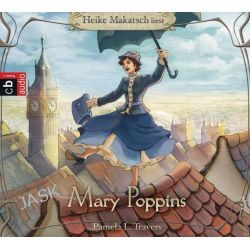 Hörbuch: Mary Poppins  von Pamela L. Travers