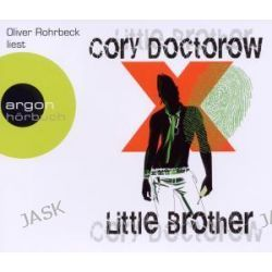 Hörbuch: Little Brother  von Cory Doctorow