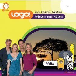 Hörbuch: Logo! Wissen zum Hören - Afrika  von Anne Dybowski,Julia Lutz