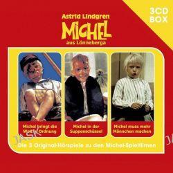 Hörbuch: Michel aus Lönneberga Hörspielbox  von Astrid Lindgren