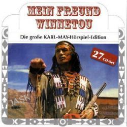 Hörbuch: Mein Freund Winnetou - Die Große Karl May Hörspiel Edition  von Karl May