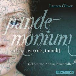 Hörbuch: Pandemonium  von Lauren Oliver
