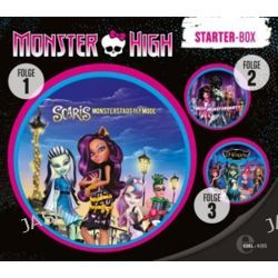 Hörbuch: Monster High: Starter-Box