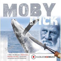 Hörbuch: Moby Dick  von Dirk Walbrecker