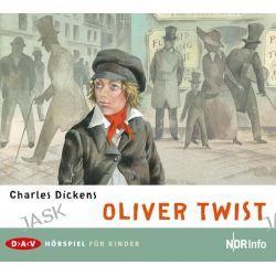 Hörbuch: Oliver Twist  von Charles Dickens