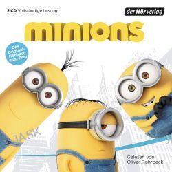 Hörbuch: Minions - Das Original-Hörspiel zum Kinofilm