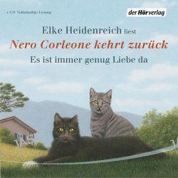 Hörbuch: Nero Corleone kehrt zurück  von Elke Heidenreich