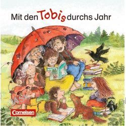 Hörbuch: Mit den Tobis durch das Jahr. CD  von Wilfried Metze