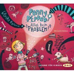 Hörbuch: Penny Pepper 01:  Alles kein Problem!  von Ulrike Rylance