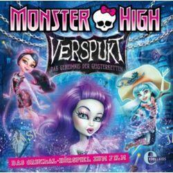 Hörbuch: Monster High: Verspukt - Das Geheimnis der Geisterketten