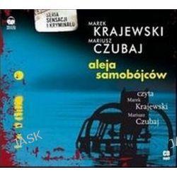 Aleja samobójców - ksiażka audio na 1 CD (CD) - Mariusz Czubaj, Marek Krajewski