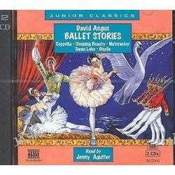 Ballet Stories - książka audio na 2 CD (CD) - David Angus