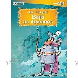 Bajki na dobranoc - książka audio na CD (CD) - Igor Sikirycki