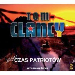Czas patriotów - audiobook (CD) - Clancy Tom