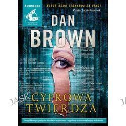 Cyfrowa twierdza - audiobook (CD) - Dan Brown
