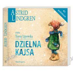 Dzielna Kajsa - audiobook (CD) - Astrid Lindgren