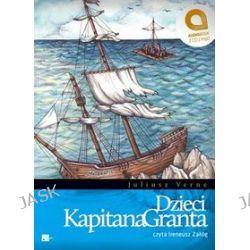 Dzieci kapitana Granta - książka audio na CD (CD) - Juliusz Verne