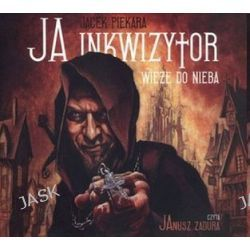 Ja, inkwizytor. Wieże do nieba - audiobook (CD) - Jacek Piekara