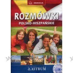 Edukacja. Rozmówki polsko-hiszpańskie - audiobook (CD)