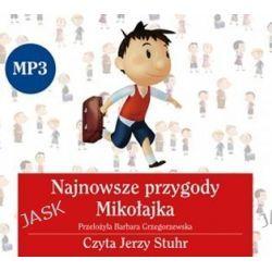 Najnowsze przygody Mikołajka - książka audio na CD (CD) - René Goscinny