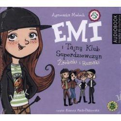 Emi i Tajny Klub Superdziewczyn. Tom 5. Źrebaki i Rumaki - audiobook (CD) - Agnieszka Mielech