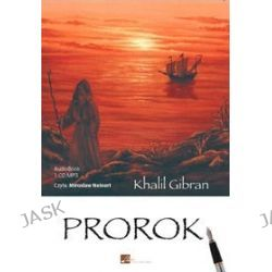 Prorok - audiobook (CD) - Khalil Gibran