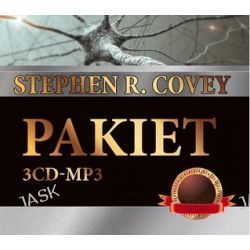Pakiet: Stephen R. Covey - audiobook (CD) - Stephen R. Covey