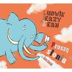 Proszę słonia - książka audio na CD (CD) - Ludwik Jerzy Kern