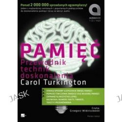 Pamięć, przewodnik technik doskonalenia - książka audio na CD - Carol Turkington