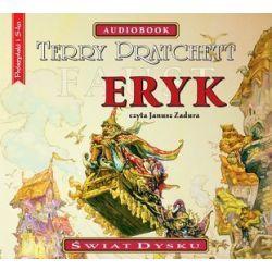 Świat Dysku. Eryk - audiobook (CD) - Terry Pratchett