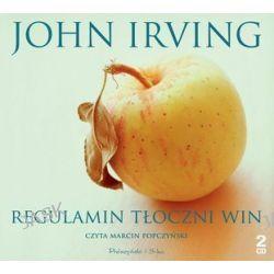 Regulamin tłoczni win - audiobook (CD) - John Irving