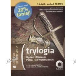 Trylogia - książka audio na 6 CD (CD) - Henryk Sienkiewicz