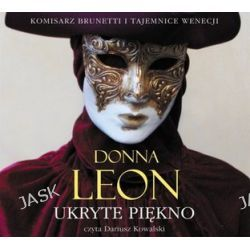 Ukryte piękno - książka audio na CD (CD) - Donna Leon, Donna Leon