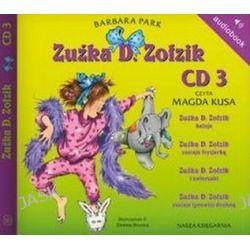 Zuźka D. Zołzik - książka audio na 3 CD (CD) - Barbara Park, Barbara Park