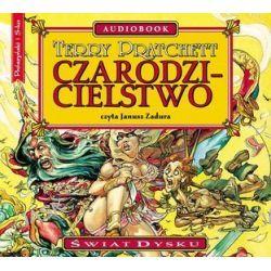 Świat Dysku. Czarodzicielstwo - audiobook (CD) - Terry Pratchett