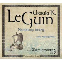 Ziemiomorze. Tom 3. Najdalszy brzeg - audiobook (CD) - Ursula K. Le Guin