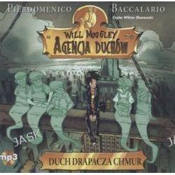 Will Moogley. Agencja duchów, tom 3. Duch drapacza chmur - książka audio na CD - Pierdomenico Baccalario