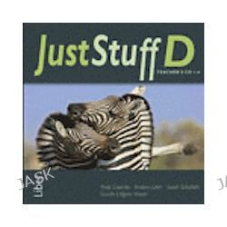 Just Stuff D Lärar-cd - Andy Coombs, Roland Hagvärn, Kjell Johansson, Monika Saveska Knutagård, Annika Bayard - Ljudbok (9789147903436)