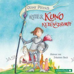 Hörbuch: Ritter Kuno Kettenstrumpf  von Oliver Pötzsch