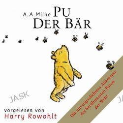 Hörbuch: Pu der Bär - Geburtstagsbox. 6 CDs  von Alan Alexander Milne